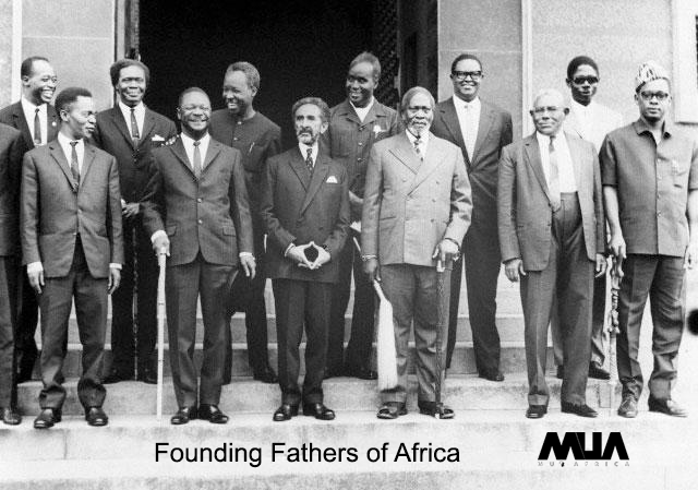Founding Fathers of Africa