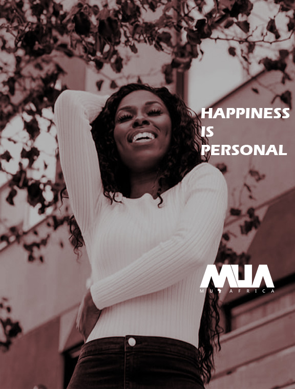happiness is personal